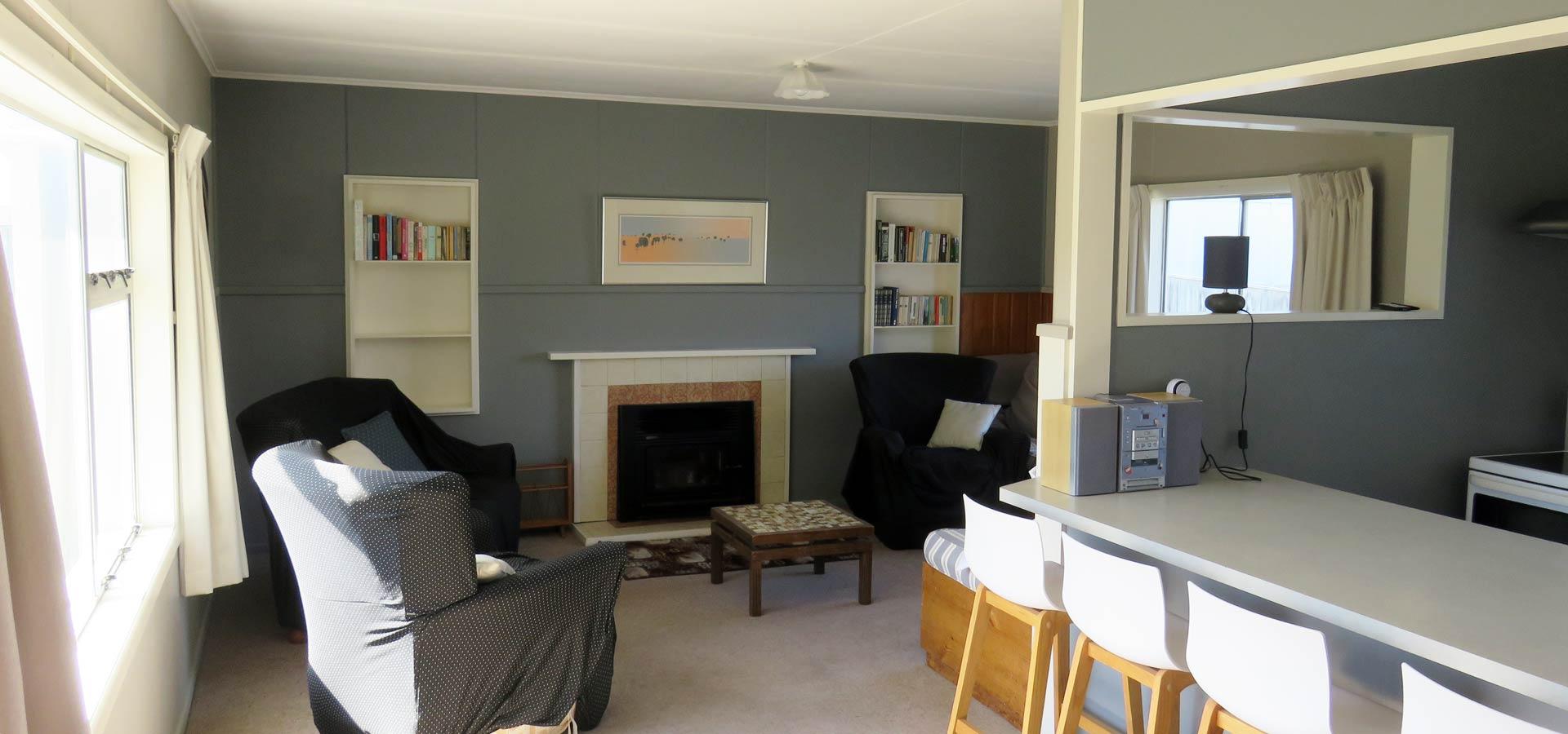Waitarere Holiday Home – Emerald House